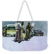 Pools Of Defiance Weekender Tote Bag by Colin Bootman