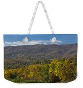 Poor Mountain Weekender Tote Bag