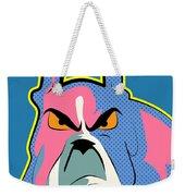Pop Art Dog  Weekender Tote Bag