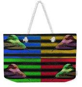 Pop Art Pears Weekender Tote Bag