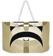 Pop Art People Totem 3 Weekender Tote Bag