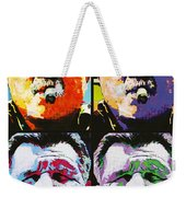 Pop Ditka Weekender Tote Bag