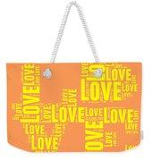 Pop Love 3 Weekender Tote Bag