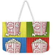 Popcorn Pop Art-jp2375 Weekender Tote Bag