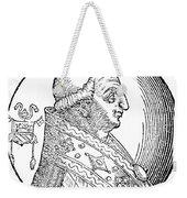 Pope Gregory II (d Weekender Tote Bag