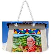 Pope John II Weekender Tote Bag