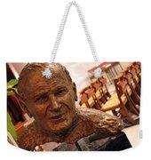 Pope John Paul II In St. Matthew's Cathedral -- 2 Weekender Tote Bag