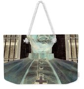 Pope John Paul The Second Weekender Tote Bag