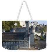 Pope Palace Weekender Tote Bag