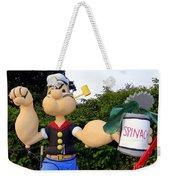 Popeye The Sailor Man Weekender Tote Bag