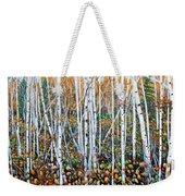 Poplar Art Weekender Tote Bag