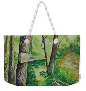 Poplar Point Camp Weekender Tote Bag