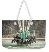 Popp Fountain In City Park New Orleans Weekender Tote Bag