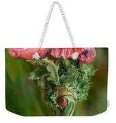 Poppies In A Poppy Vase Weekender Tote Bag