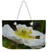 Poppy Adoration Weekender Tote Bag