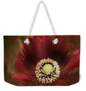 Poppy At Days End Weekender Tote Bag