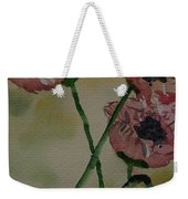 Poppy Breeze A Weekender Tote Bag