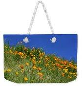 Poppy Flowers Landscape Art Prints Poppies Weekender Tote Bag