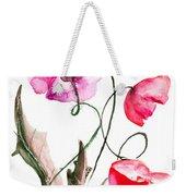 Poppy Flowers Weekender Tote Bag