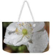 Poppy From The Angel's Choir Mix Weekender Tote Bag