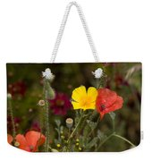 Poppy Love Weekender Tote Bag