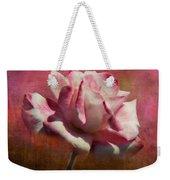 Poppy Rose Weekender Tote Bag