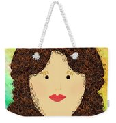 Porcelain Doll 1 Weekender Tote Bag