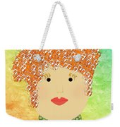 Porcelain Doll 22 Weekender Tote Bag