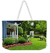 Porch And Garden Weekender Tote Bag