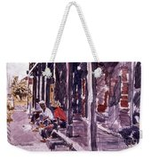 Afternoon People Weekender Tote Bag
