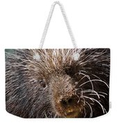 Porcupine Weekender Tote Bag