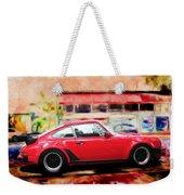 Porsche Series 01 Weekender Tote Bag