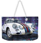 Porsche 356 Martini Racing Weekender Tote Bag