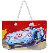 Porsche 550 Rs - 1956 Weekender Tote Bag