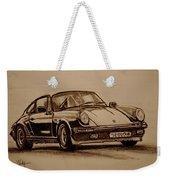 Porsche 911 Carrera Weekender Tote Bag