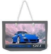 Porsche 911 No 1 Weekender Tote Bag