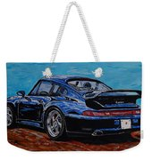 Porsche 911 Turbo  Weekender Tote Bag