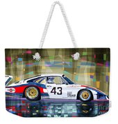 Porsche 935 Coupe Moby Dick Weekender Tote Bag