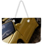 Porsche Car Weekender Tote Bag