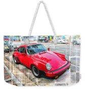 Porsche Series 02 Weekender Tote Bag