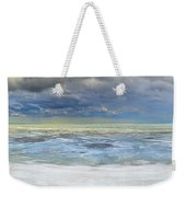 Port Austin 1st Day Of Spring Weekender Tote Bag