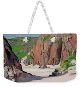 Port Bhan  Iona Weekender Tote Bag by Francis Campbell Boileau Cadell
