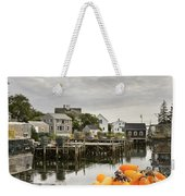 Port Clyde On The Coast Of Maine Weekender Tote Bag