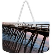 Port Hueneme Pier Askew Weekender Tote Bag
