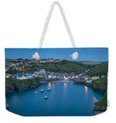Port Issac Twilight Weekender Tote Bag