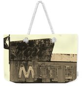 Port Motel Is Closed Weekender Tote Bag