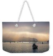 Port San Luis At Dawn 009 Weekender Tote Bag