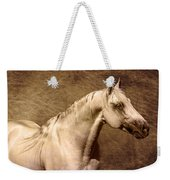 Portait Of A Stallion Weekender Tote Bag