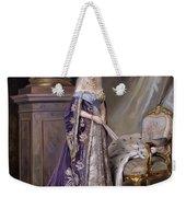 Portait Of Empress Maria  Fyodorovna Weekender Tote Bag