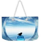 Portal To Peace Weekender Tote Bag